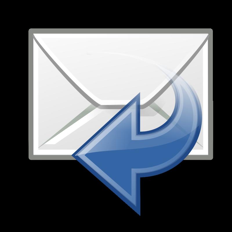 Koperta newsletter kontakt