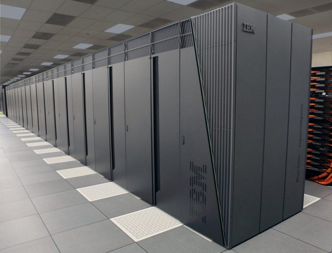 Serwerownia IBM
